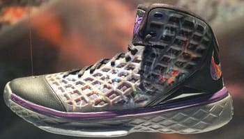 Nike Zoom Kobe III Prelude Black/Multi-Color-Imperial Purple