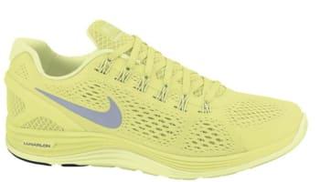 Nike Lunarglide+ 4 Volt/Reflective Silver-Barely-Volt