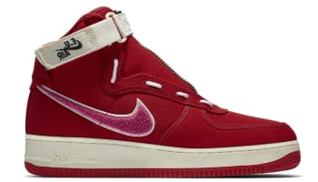 Emotionally Unavailable x Nike Air Force 1 High Team Red/Sail-Pink Blast