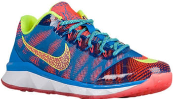 Nike Zoom CJ Trainer 3 Photo Blue/Bright Crimson-Volt