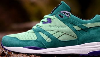 Reebok Ventilator Mossy Green/Teal-Purple