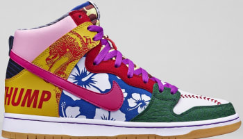 Nike Dunk High Premium SB DB Multi-Color/Multi-Color