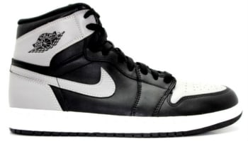 Air Jordan 1 Retro High OG Shadow Black/Soft Grey