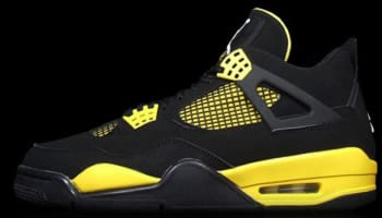 Air Jordan 4 Retro Thunder '12