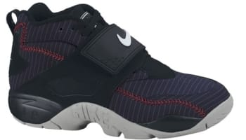 Nike Air Diamond Turf Midnight Navy/White-Black-Wolf Grey