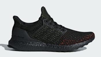 Adidas Ultra Boost Clima Core Black/Core Black-Solar Red