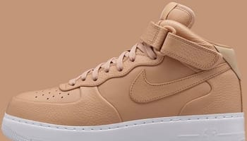 Nike Air Force 1 Mid SP Vachetta Tan/White-Vachetta Tan