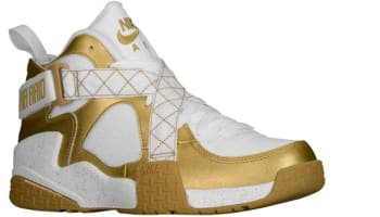 Nike Air Raid Metallic Gold/White