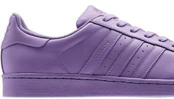 adidas Superstar Super Purple/Super Purple-Super Purple