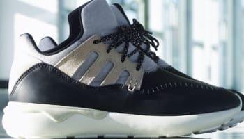 adidas Consortium Tubular Moc Runner Black/Grey-White