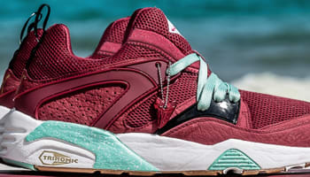 Packer Shoes x Sneaker Freaker x Puma Blaze Of Glory Bloodbath