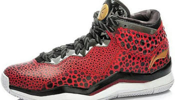 Li-Ning Way Of Wade 3 Red/Black