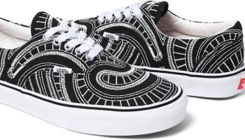 Vans Uptown Era Black/White