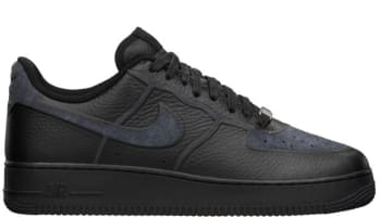 Nike Air Force 1 Low Premium Skive Tech VT Black/Black