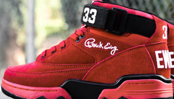 Ewing Athletics Ewing 33 Mid Red/Black-White