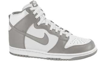 Nike Dunk High Sail/Medium Grey