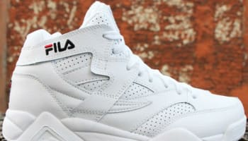 Fila M-Squad White/Black-Fila Red
