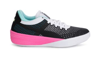Puma Clyde All-Pro Puma Black-Luminous Pink