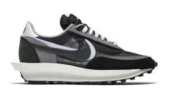 Sacai x Nike LDWaffle Black/Anthracite-White-Gunsmoke