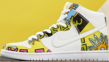 Nike Dunk High DLS Premium SB White/Firefly