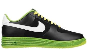 Nike Lunar Force 1 Low NS Premium Black/White