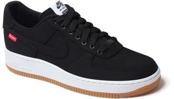 Nike Air Force 1 Low Supreme Black/Black
