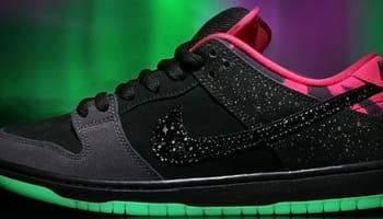 Nike Dunk Low Premium SB Anthracite/Black-Pink Force-Crystal Mint
