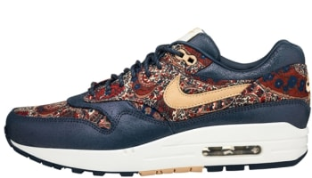 Nike Air Max 1 Liberty QS Women's Armory Navy/Vachetta Tan