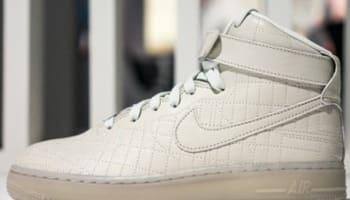 Nike Air Force 1 High Women's Light Bone/Light Bone