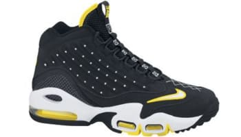 Nike Air Griffey Max II Black/White-Varsity Maize