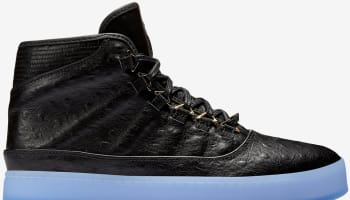Jordan Westbrook 0 Premium BHM Black/Metallic Gold