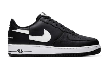 Supreme x Comme Des Garcons x Nike Air Force 1 Low Black/White