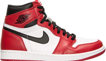 Air Jordan 1 Retro High OG White/Varsity Red-Black