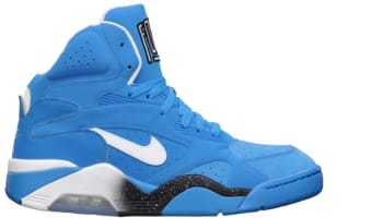 Nike Air Force 180 Mid Photo Blue/White-Black-Wolf Grey