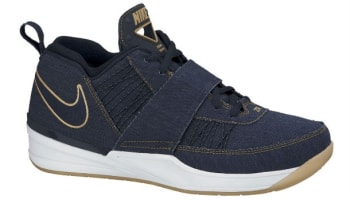Nike Zoom Revis LE Denim Obsidian/Metallic Gold
