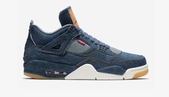 Air Jordan 4 Retro x Levi's