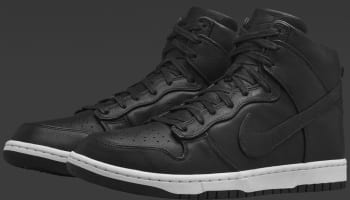 Nike Dunk Lux High SP Black/Black