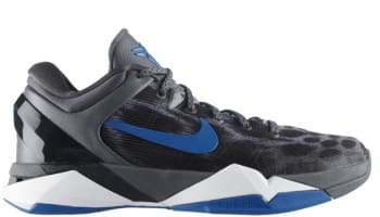 Nike Zoom Kobe 7 Cheetah Wolf Grey/Photo Blue