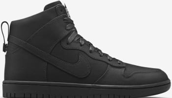 Nike Dunk Lux High SP DSM Black/Black