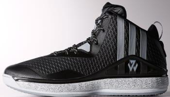 adidas J Wall 1 Black/Aluminum-Silver