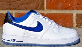 Nike Air Force 1 Low '07 White/Varsity Royal-Black