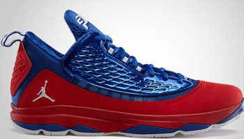 Jordan CP3.VI AE Sport Red/White-Game Royal