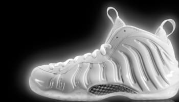 Nike Air Foamposite One Whiteout