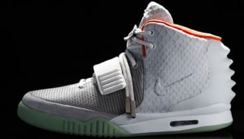 Nike Air Yeezy 2 Platinum