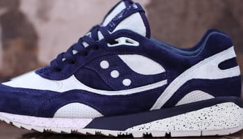Saucony Shadow 6000 Light Blue/Navy Blue