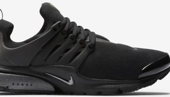 Nike Air Presto Black Tech Fleece