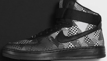 Nike Air Force 1 High Ultra BHM Women's Black/White-Black