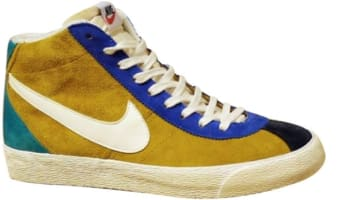 Nike Bruin Mid Premium VNTG NRG Dark Gold Leaf/Sail-Game Royal