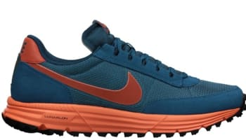 Nike Lunar LDV Trail Low QS Marina/Dark Copper-Total Orange