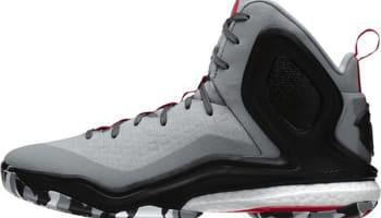 adidas D Rose 5 Boost Light Onix/Scarlet-Core Black